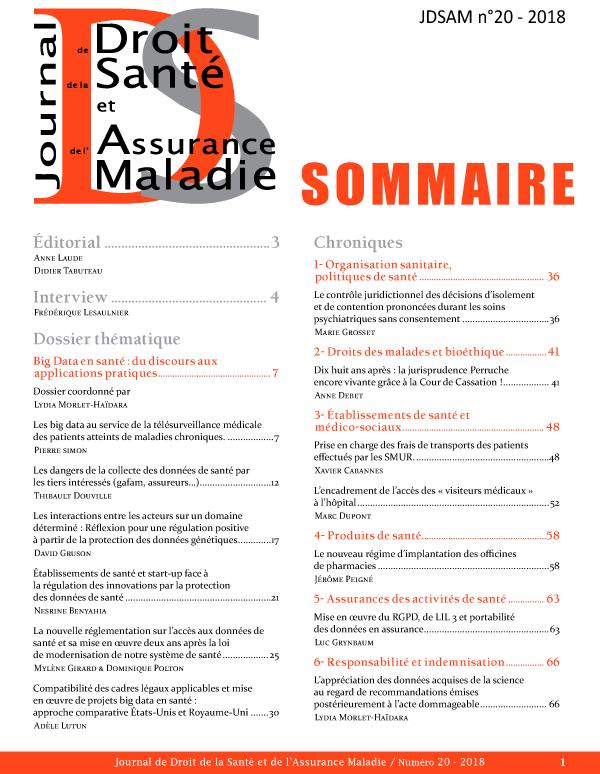Les Revues Electroniques Francophones En Sante Par Titres